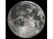 108 - Apollo landing sites