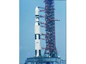 115 - Skylab rocket before launch