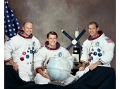 125 - Skylab 4 crew