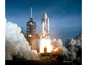 139 - Launch of the first Space Shuttle (STS-1) Columbia on 12 April 1981 (20th Anniversary of the First Man in Space)