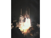 143 - Space Shuttle Discovery night launch (STS-56)