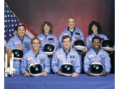 149 - STS 51l - Challenger crew who perished