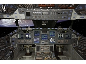 159 - Space Shuttle cockpit (Flight Deck)