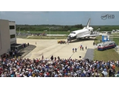 177 - Atlantis Welcome Home ceremony after the last Shuttle flight in 2011