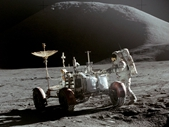 94 - Apollo 15's lunar rover