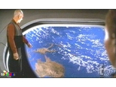 043 - Picard points out Australia from space