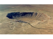 065 - Meteor Crater in Arizona