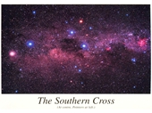 03 - Southern Cross and the pointers Alpha and Beta Centari