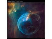 12 - Bubble Nebula