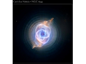 15 - Cat's Eye Nebula