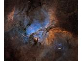 50 - NGC6188 and NGC 6164