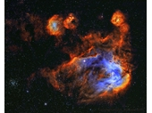 55 - Running Chicken Nebula