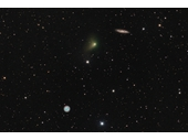 75 - The Comet, the Owl, and the Galaxy