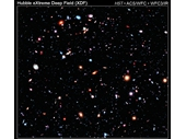 76 - Hubble's Extreme Deep Field View of Deep Galaxies
