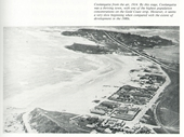1914 Coolangatta from the air