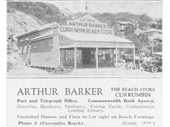 1920's Currumbin Beach store