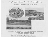 1922 Palm Beach land sale