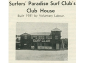 1930's Surfers Paradise Surf Club