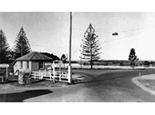 1940's Border between Coolangatta and Tweed Heads