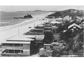1940's Currumbin Beach