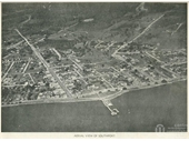 1940's Southport from the air