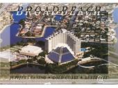 1990's Broadbeach postcard