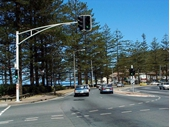 2000's Gold Coast Highway at Burleigh