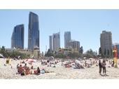 2010's Surfers Paradise beach 2