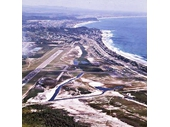 1970's Aerial view of Bilinga