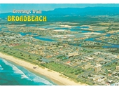 1970's Aerial view of Broadbeach