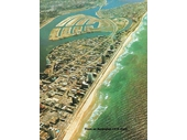 1970's Aerial view of Surfers Paradise