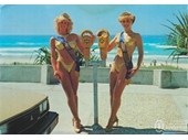 1970's Gold Coast meter maids