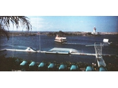 1970's Paddlesteamer at Sea World