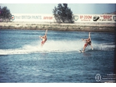 1970's Ski show at Sea World