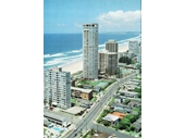 1970's Surfers Paradise apartment towers