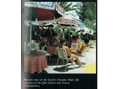 1970's Surfers Paradise mall on Cavill Avenue