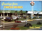 1970's Tweed Mall