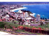 1980's Aerial view of Coolangatta 1