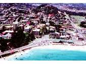 1980's Aerial view of Kirra