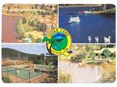 1980's Cedar Lake postcard