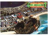 1980's Coolangatta postcard 4