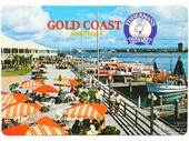1980's Fisherman's Wharf postcard 1