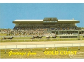 1980's Gold Coast Racecourse postcard