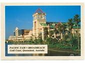 1980's Pacific fair postcard 1