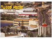 1980's Tweed Heads postcard 1