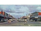 1950's Southport main street
