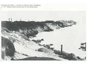 1955 Erosion along Narrowneck