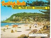 1960's Burleigh Heads postcard 2