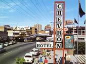 1960's Chevron Hotel 1