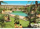 1960's Chevron Hotel 3